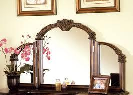tri fold vanity mirror ballard designs vanity decoration tri fold vanity mirror ballard designs