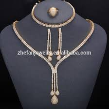 2017 jewelry set dubai 18 carat gold jewelry sets for