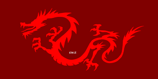 coronation china dragon ethoz