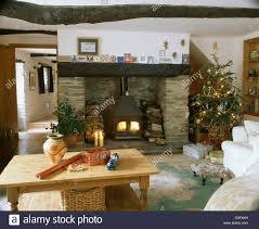 country christmas tree living room stock photos u0026 country