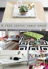 ikea hacks coffee table ikea lack table hack get 20 ideas diy candy