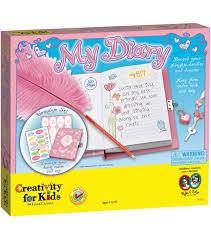creativity for kids my diary kit joann