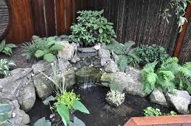 Rock Garden Features Rock Garden Soothing Water Features Make A Focal