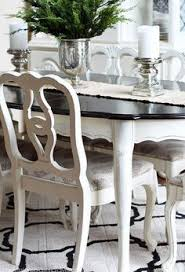 Painted Dining Room Furniture Ideas Dining Room Table Makeover Idea Paint Dining Room Table And