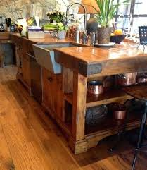 Kitchen Cutting Block Table by Kitchen Island Diy Butcher Block Kitchen Island Table Kitchen