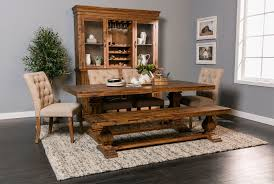 Brown Dining Room by Partridge Dining Table Living Spaces