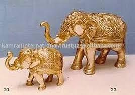 solid brass elephant brass indian elephants brass elephant