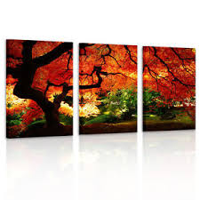 Jungle Home Decor Large Jungle Frameless Hd Canvas Print Wall Painting Picture Home