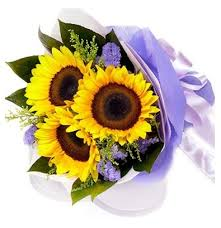 bouquet of sunflowers florist singapore delivering fresh flowers everyday online