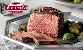 omaha steaks gift card gift packages or meals omaha steaks groupon