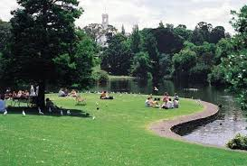 Fit Botanical Gardens Walking The Melbourne Botanical Gardens Aka The Eal