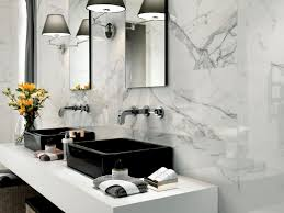 faux marble stunning as it can be in a bathroom true marble also