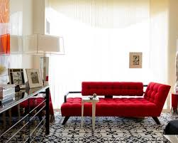 Red Sofa Sets by Black Red Sofa Set Houzz