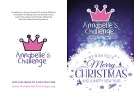 annabelle s christmas wish annabelle s challenge uk charity supporting patients and families