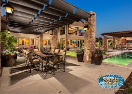 Design Ideas For Patios Backyard Design Ideas Splash Pools And Construction