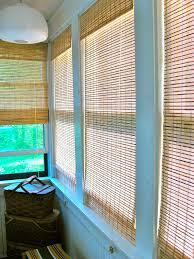 red telly window treatments