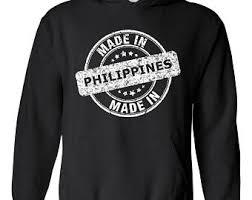 philippines hoodie etsy