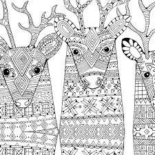 100 ideas christmas coloring pages free