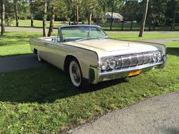 1964 Lincoln Continental Interior 1964 Lincoln Continental For Sale Classiccars Com Cc 890423