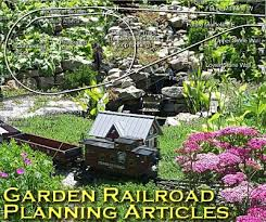 Garden Railroad Layouts Railroad Planning Articles