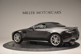 aston martin vantage 2016 2016 aston martin v8 vantage s roadster stock 7098 for sale near