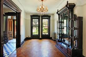 Victorian Interior by Nyc Brownstones Brooklyn New York Union Street Brownstone