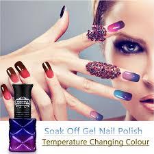 perfect summer temperature colour changing gel nail polish