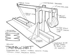 trebuchet plans google search diy crafts pinterest google