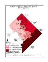 Map Of Washington Dc Neighborhoods by Snap Gets Snipped The View From Dc U0027s Neighborhoods Urban Institute