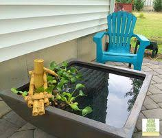 How To Create A Beautiful Backyard How To Create A Beautiful Patio Pond In Just 3 Steps