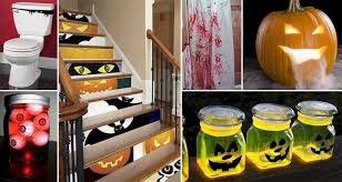 halloween decorations home made 16 awesome diy halloween decorations that will terrify your visitors