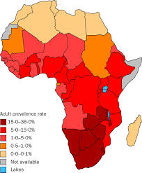 Sub Saharan Africa Map Quiz by The Spread And Effect Of Hiv 1 Infection In Sub Saharan Africa