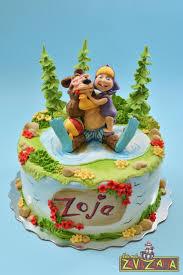 masha bear 400 cakes cakesdecor