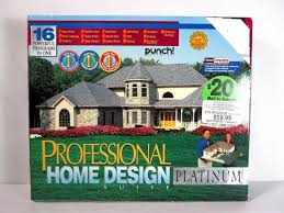 Home Design Software Punch Review by Professional Home Design Suite Platinum Home Design Ideas