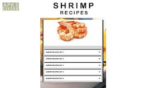 recipe apk shrimp recipe for android free at apk here store