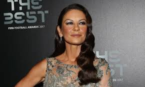 catherine zeta jones catherine zeta jones showcases tiny waist while tap dancing