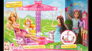 barbie sisters skipper stacie chelsea doll amusement park