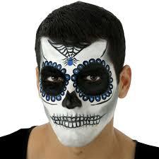 halloween makeup kits day of the dead male makeup kit 330509 trendyhalloween com