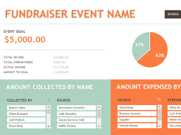 7 event planning budget templates excel templates