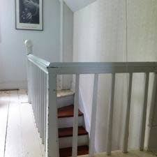 Banister Safety How Can We Fix Our Short Banister Apartment Therapy
