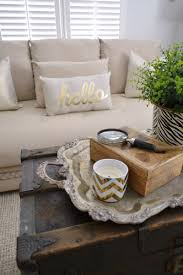gold and silver home decor early autumn decor and fall home decorating ideas and home tour