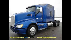 new kenworth trucks for sale 2012 kenworth t660 like new from used truck pro 866 481