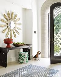 how to decorate a foyer in a home ditch the clutter 30 minimalist entryways