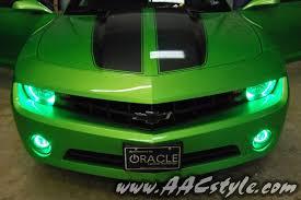 synergy green camaro ss for sale brand green headlight foglight halos cheap camaro5 chevy