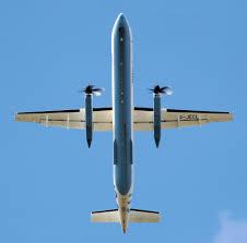 beautiful alaska airlines de havilland canada dhc 8 402q dash 8