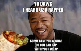 Funny Celebrity Memes - xzibit meme funny celebrity meme