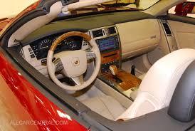 cadillac xlr platinum cadillac photographs technical cadillac cars all car central