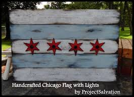 Chicagos Flag Royce U0026 Michelle Goodson Project Salvation Montgomery Tx