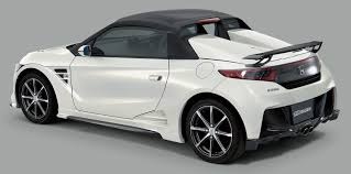 honda roadster honda s660 u003cem u003ekei u003c em u003e roadster gets kitted up by mugen image 325746