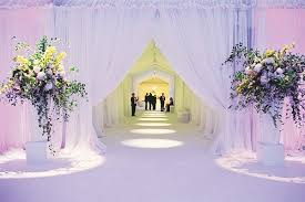small wedding venues in ma lavender hued tented reception in small town massachusetts